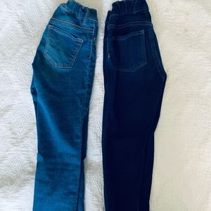 Size 8 girls Old Navy jeans